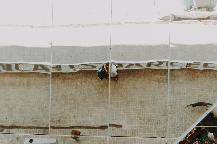 Barcelona Spiegeldecke